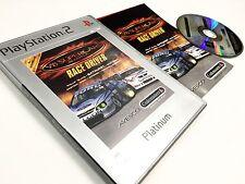V8 SUPERCAR RACE DRIVER PS2 PLAYSTATION 2