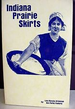 Indiana Prairie Skirts, Brinkman and Faaborg, SC 1995; Collection of Stories
