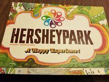 VINTAGE HERSHEY AMUSEMENT THEME PARK SOUVENIR MAP POSTER BROCHURE