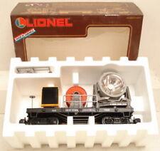Lionel 8-87800 NYC Operating Searchlight Car w/Plastic Wheels LN/Box