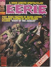 Eerie #115 1980 Monsters Aliens Sci Fi Horror Space Science Fiction Jose Ortiz