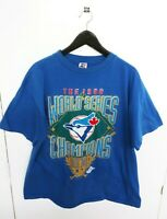 Vtg 1992 Starter World Series Champs Toronto Blue Jays MLB Size (XL)