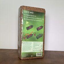 Kokos Quell Erde Ziegel 578g ergibt 7-8ltr. Endprodukt Romberg Garten