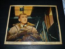THE SPIRIT OF ST. LOUIS, orig 1957 8x10 #9 [James Stewart in cockpit over ocean]
