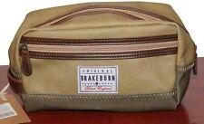 Brakeburn Dorset England Dopp Kit Toiletries Travel Bag Men's