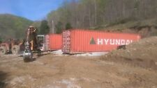20' shipping container storage container conex box in Atlanta, GA