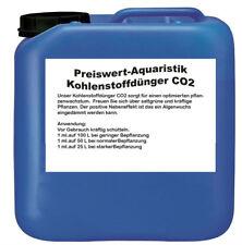 (4,99 €/L) Preiswert-Aquaristik Kohlenstoffdünger Aquarium Pflanzen Dünger CO2