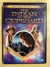 The Indian in the Cupboard (DVD, 1995) - F0519