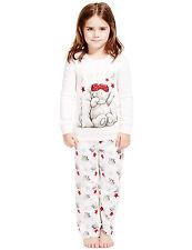 Abbigliamento multicolore in misto cotone per bambine dai 2 ai 16 anni