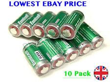 10 X 4LR44 6v NEW Original Eunicell Alkaline battery 476A A544 PX28 4G13 L1325