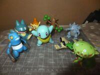 Jakks Nintendo Pokemon Figures