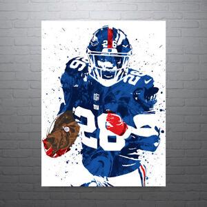 Saquon Barkley New York Giants FREE US SHIPPING
