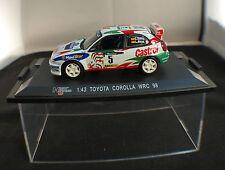 High Speed ◊ Toyota Corolla WRC 98 C.Mainz I.Moya ◊ 1/43 ◊ en boite / boxed