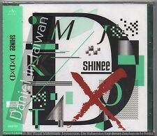 SHINee: DxDxD  (2016) CD & 28p PHOTOBOOK TAIWAN