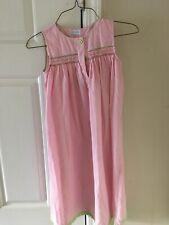 Vive La Fete Sleeveless Dress Girls Size 6~pink