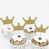 100pcs Crown Glitter Girl Baby Shower Decor Confetti Birthday Party Decor