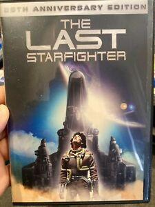 The Last Starfighter - 25th Anniversary Edition region 1 DVD (1984 sci-fi movie)