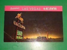 ZT342 Vintage Postcard Club Hacienda Las Vegas Nevada