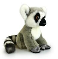 LIL FRIENDS LEMUR PLUSH SOFT TOY 18CM STUFFED ANIMAL BY KORIMCO
