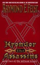Krondor The Assassins 9780380803231 by Raymond E. Feist Paperback