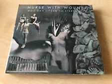 Nurse With Wound - Who Can I Turn To Stereo etc 2CD