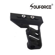 Metal Skeletonized Front Foregrip for KeyMod Handguard Handstop rifle Hunting
