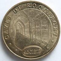 JETON MDP CAVES DE ROQUEFORT 2001