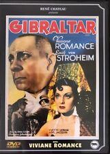 Gibraltar (Stroheim Erich Von, Viviane Romance) - DVD René Chateau