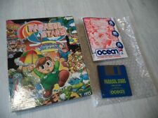 Parasol Stars - Ocean - Amiga - Boxed - Rare vintage game - The Hit Squad