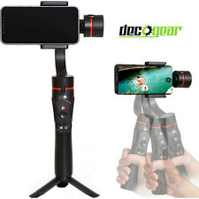Deco Gear 3-Axis Handheld Cell Phone Gimbal Stabilizer iOs/Android Compatible