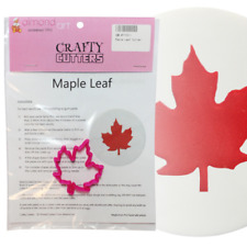 Maple Leaf Cutter - Cake Decorating Sugarcraft