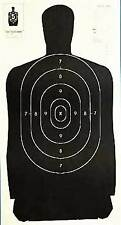 Champion Le B27 Police Silhouette Paper Target 24 X 45 Inch Black 100/Pack 40727