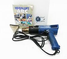 Used 230 Volt Steinel Heat Gun Hl 525 S With Deflector Nozzle 1400watt