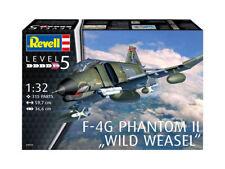 KIT REVELL 1:32 AEREO F-4G PHANTOM II WILD WEASEL LUNGHEZZA 59,7 CM    ART 04959