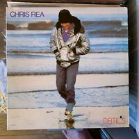 Chris Rea - Deltics - VG+ OG  Liberty Records 1979 vinyl LP - OIS - DIAMONDS