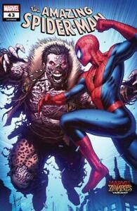 Amazing Spider-Man #43 Zombie Variant Marvel Comics 2020  NM+ 9.6