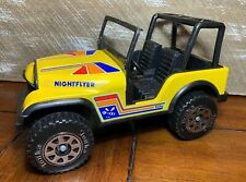Vintage Tonka Nightflyer Jeep Yellow (No Cover) 1987