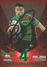 Autograph South Sydney Rabbitohs NRL & Rugby League Trading Cards