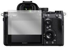 A7K II 0,4 mm GGS selbsthaftendes Displayschutzglas A7R LYNCA Sony A7