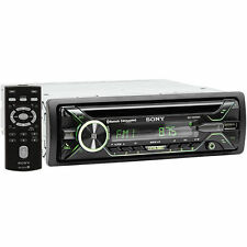 Sony MEX-N5200BT Single DIN Bluetooth Car Stereo Receiver w/ NFC Connectivity