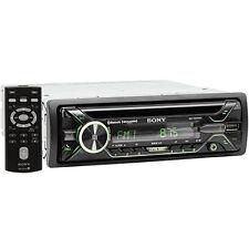 Sony MEX-N5200BT Single DIN Bluetooth Car Stereo Receiver w/ NFC Connectivity
