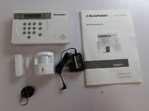 Blaupunkt SA 2700 Smart GSM Funk-Alarmanlage Rechnung V10536