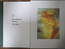 The World of Turner 1775-1851 (Time Life Library of Art) Diana Hirsh
