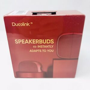 Duolink Speakerbuds 3-Mode Instantly Adapts To You Limited Time 1 Left - Red