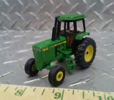 1/64 ERTL farm toy custom John deere 4250 wide front tractor nice! Free ship!