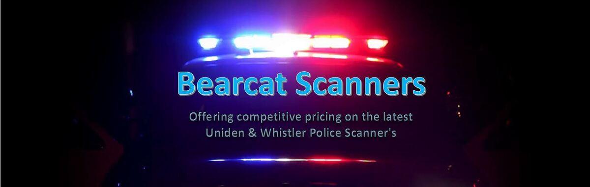 Bearcat Scanners