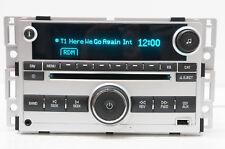 2009-2012 Chevrolet Malibu CD MP3 Player USB Radio Receiver UUI 20940843 OEM