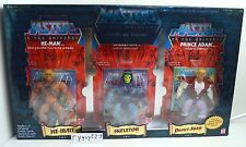 MOTU, Commemorative 5 pack with Prince Adam, Masters of the Universe, MISB, box
