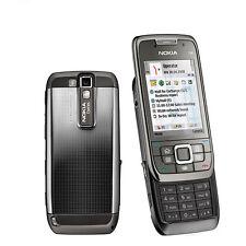 nokia e66-schwarz & grau & weiß (entsperrt) wifi gps bluetooth 3g handy