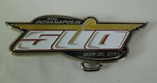 2013 Indianapolis 500 Event Belt Buckle Limited Edition 073 of 500